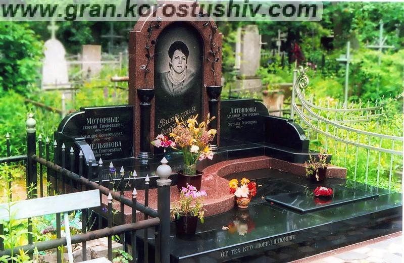 виды надгробные памятники набережные челны