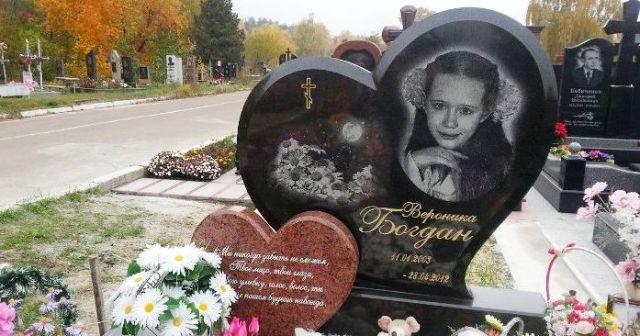 дитячі пам'ятники з граніту