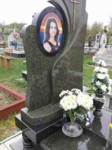 Замовити пам'ятник установка на кладовищі Києва