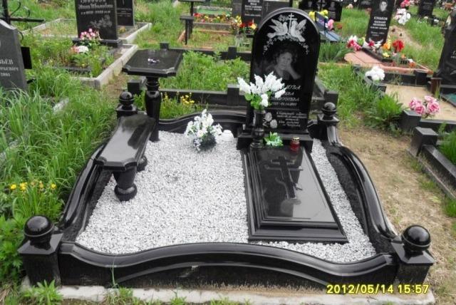 Надгробний пам'ятник фото і ціни