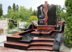 Ескізи пам'ятників з граніту більше 1000 моделей