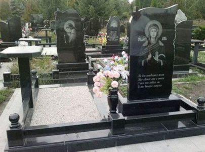 Надгробні пам'ятники ціна і фото в Києві