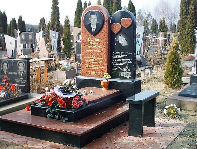 Пам'ятник граніт фото, цена в Києві