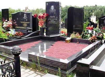 Пам'ятник на кладовище купити в Києві