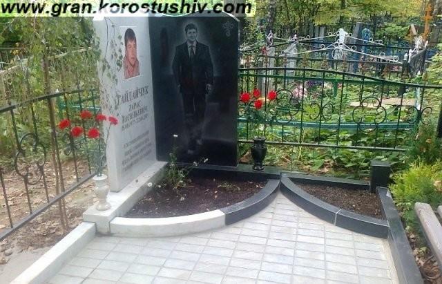 Пам'ятники на могили