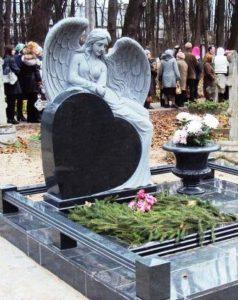 Спорудження пам'ятників в Києві і області