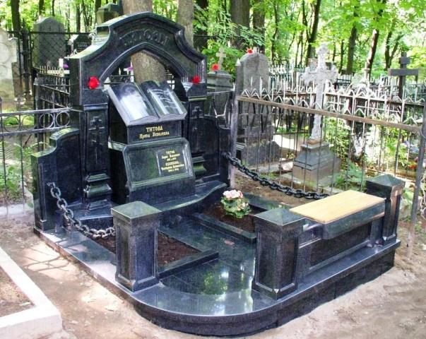 Замовити пам'ятник Київ граніт!