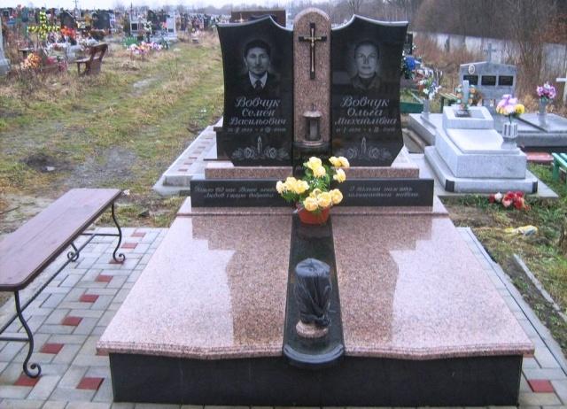 гранітні пам'ятники ціна