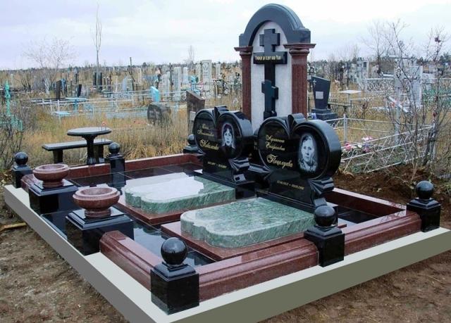Купить черный гранитный памятник в Киеве?