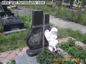 Заказать памятник с ангелом