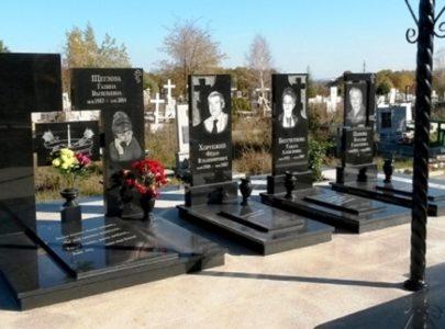 Памятники гранітні в Києві