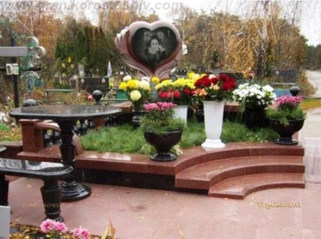Эксклюзивные памятники надгробия!