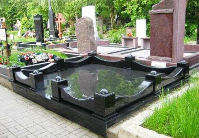 Элитные памятники и надгробия из гранита!