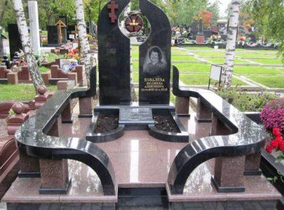 Элитные памятники на могилу из гранита!