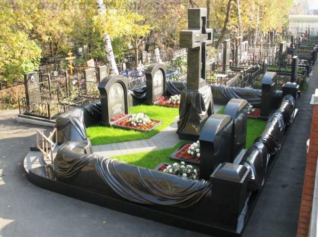 Элитные памятники и надгробия!