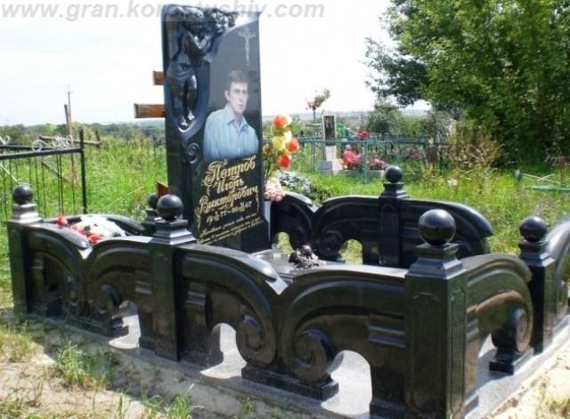 Мемориальные комплексы цена из гранита!