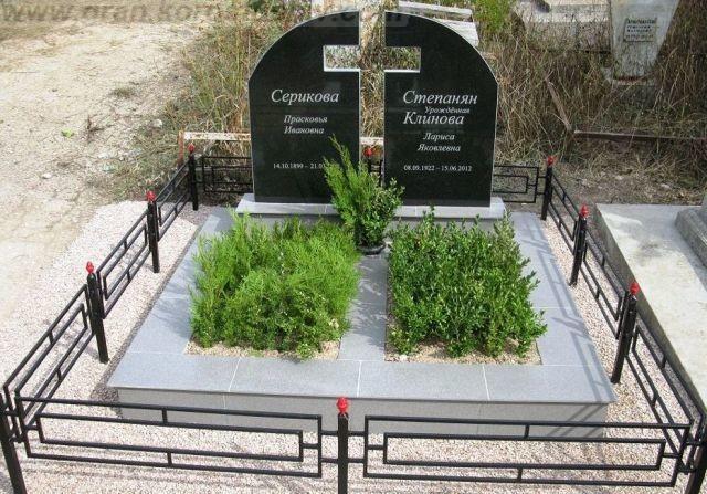 заказать гранитный комплекс на могилу