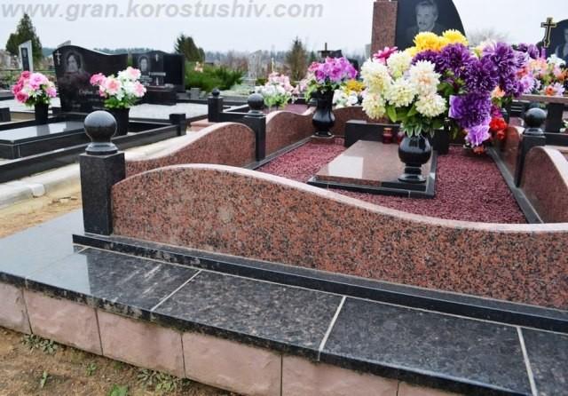 заказать мемориальный комплекс на кладбище