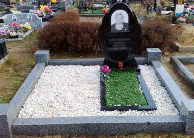 могила под ключ стоимость