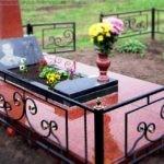 оформление могилы под ключ