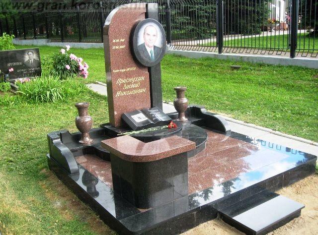 памятник под ключ цена