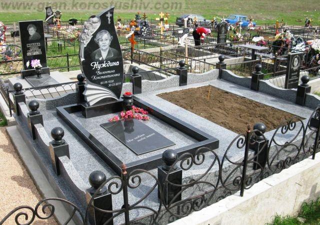 памятники в Киеве под ключ