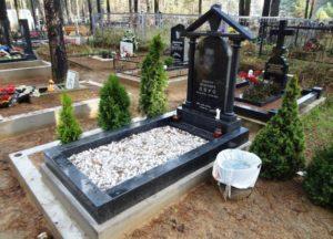 памятники на могилу под ключ