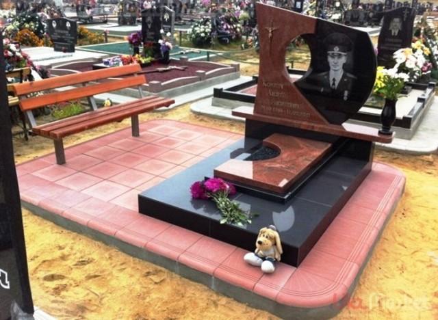 где заказать надгробный памятник