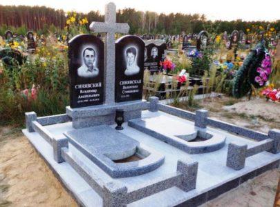 Памятник на могилу под ключ в Киеве!