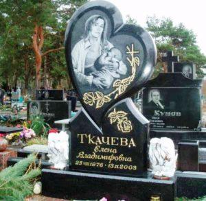 памятники на могилу заказать в Киеве