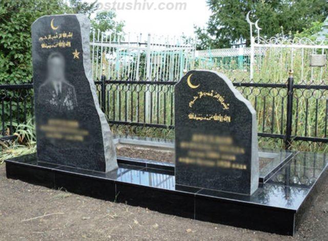 заказать памятник мусульманский