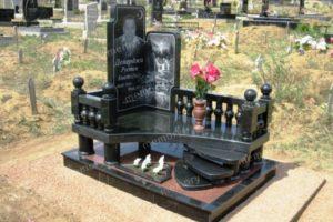 заказать памятник на могилу в г Киеве