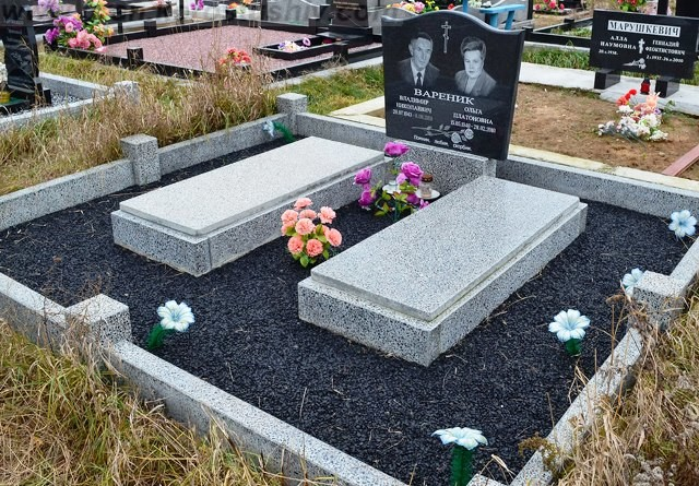 заказать памятник на кладбище