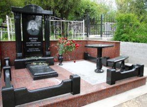 заказать памятник на могилу из гранита
