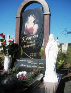 где заказать памятник на кладбище