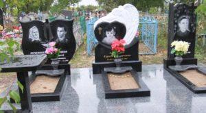 заказать памятник на могилу в Киевской области цены
