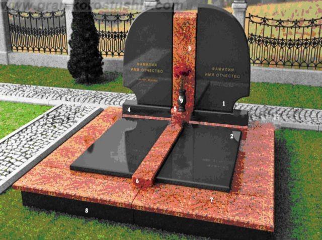 Купить памятник в Киевской