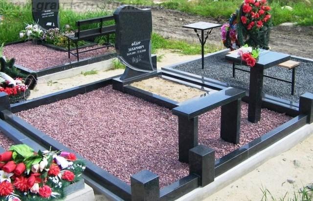 ритуальные плиты под памятник купить