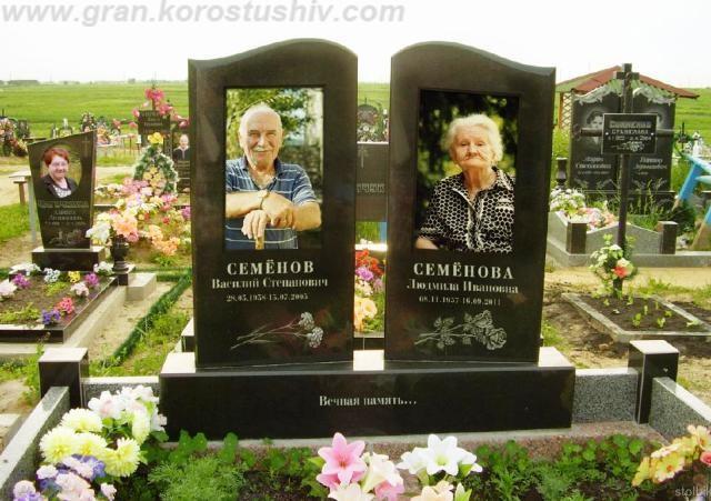 Замовити памятник Київ