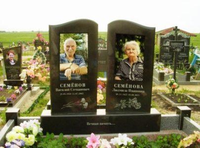 Памятники с цветным изображением в Киеве