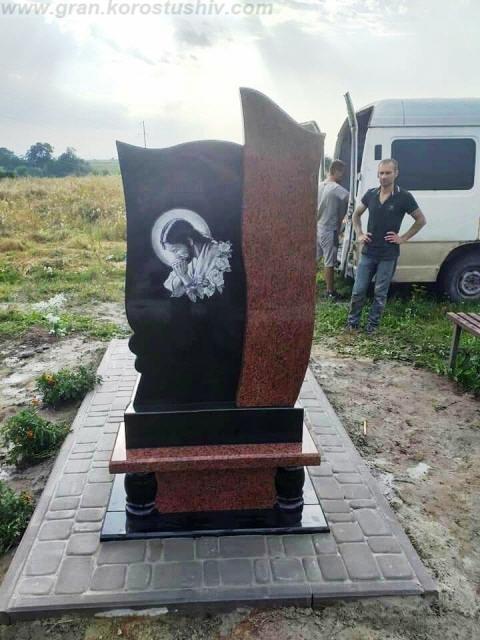 цена цветных памятников Коростышев киев Украина фото цена wtyf wdtnys[ gfvznybrjd