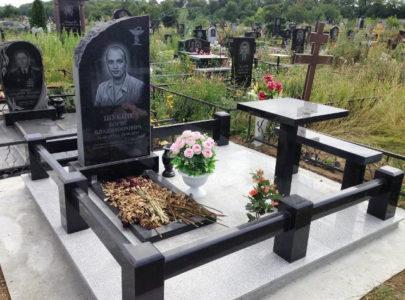 Цены на памятники в Украине цветной гранит