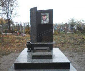 цветное фото в стекле на памятник Коростышев киев Украина фото цена wdtnyjt ajnj d cntrkt yf gfvznybr