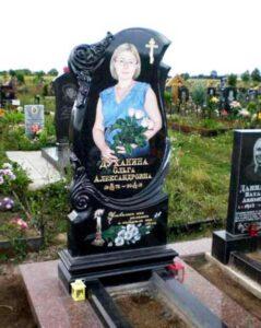 ціна кольорового пам'ятника на могилу Коростишів київ Україна фото wsyf rjkmjhjdjuj gfvznybrf yf vjubke