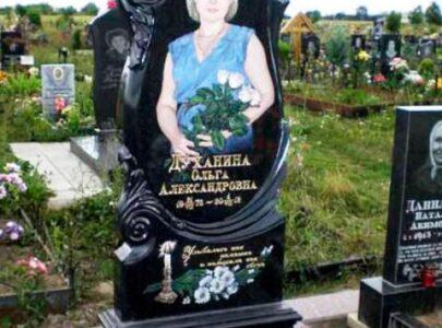 Ціна кольорового пам'ятника на могилу