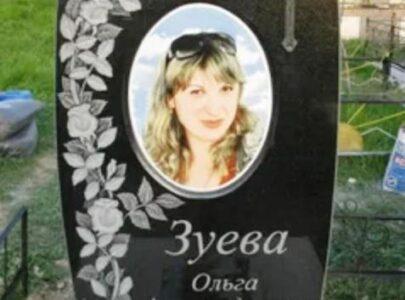 Кольорові пам'ятники на могилу фото