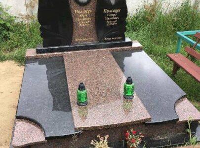 Пам'ятники з кольорового граніту в Києві