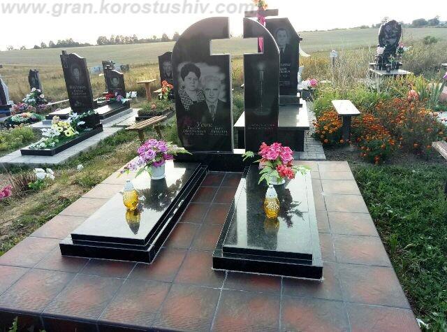 замовити гранітний комплекс Коростишів київ Україна фото ціна