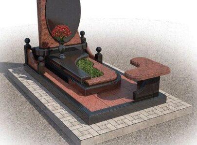Замовити гранітні комплекси на могилу