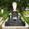 Комплекси з граніту на могилу